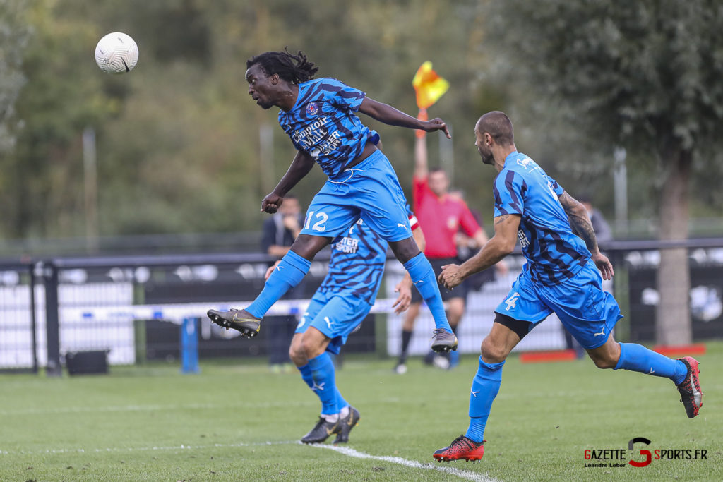 Football Nationale 3 Amiens Sc B Vs Ac Amiens 0082 Leandre Leber Gazettesports