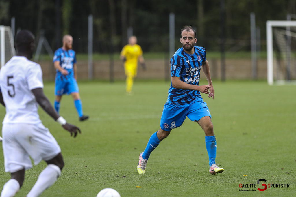 Football Nationale 3 Amiens Sc B Vs Ac Amiens 0083 Leandre Leber Gazettesports