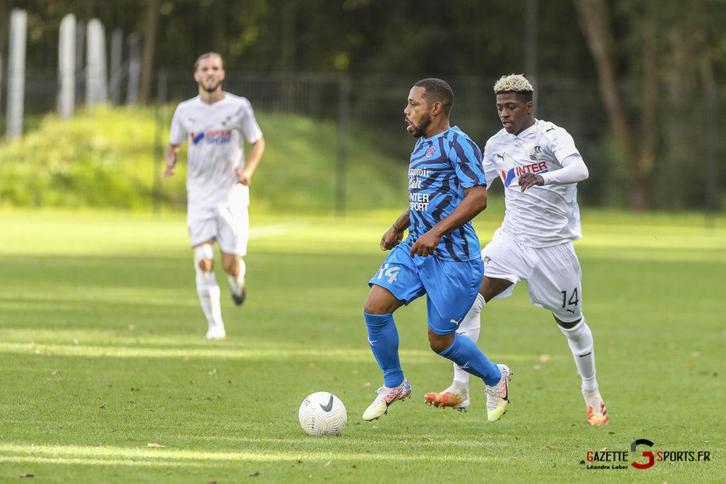 Football Nationale 3 Amiens Sc B Vs Ac Amiens 0084 Leandre Leber Gazettesports