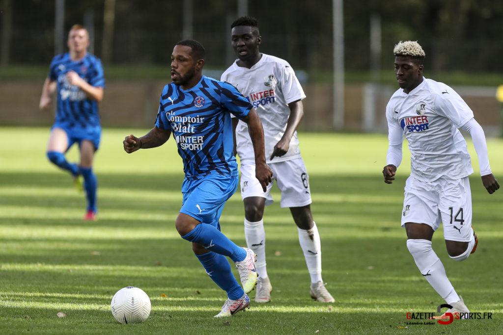 Football Nationale 3 Amiens Sc B Vs Ac Amiens 0085 Leandre Leber Gazettesports