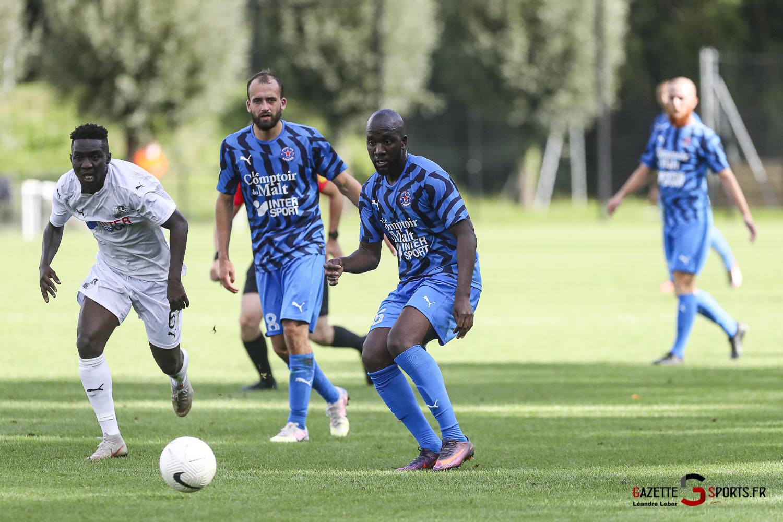 Football Nationale 3 Amiens Sc B Vs Ac Amiens 0086 Leandre Leber Gazettesports