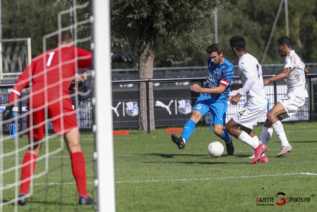Football Nationale 3 Amiens Sc B Vs Ac Amiens 0088 Leandre Leber Gazettesports