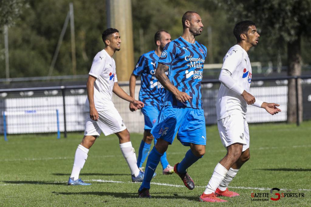 Football Nationale 3 Amiens Sc B Vs Ac Amiens 0089 Leandre Leber Gazettesports