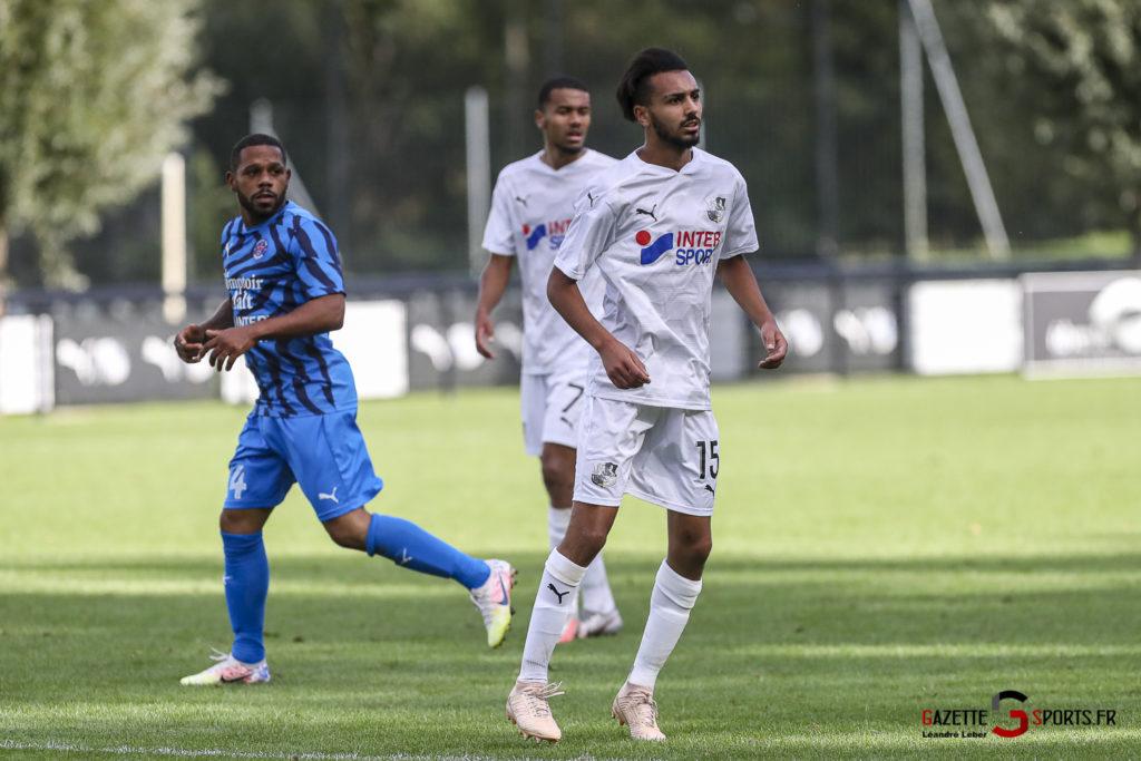 Football Nationale 3 Amiens Sc B Vs Ac Amiens 0090 Leandre Leber Gazettesports