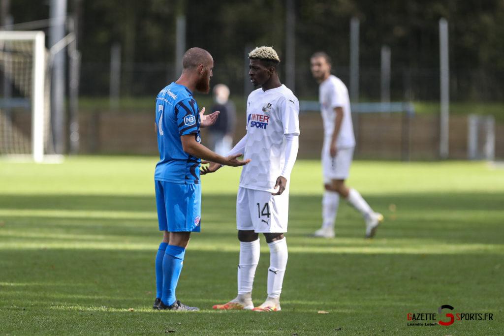 Football Nationale 3 Amiens Sc B Vs Ac Amiens 0091 Leandre Leber Gazettesports