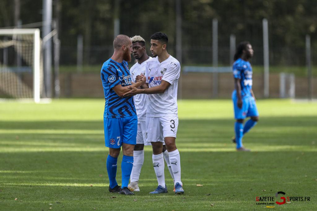 Football Nationale 3 Amiens Sc B Vs Ac Amiens 0092 Leandre Leber Gazettesports