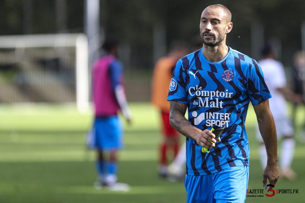 Football Nationale 3 Amiens Sc B Vs Ac Amiens 0098 Leandre Leber Gazettesports