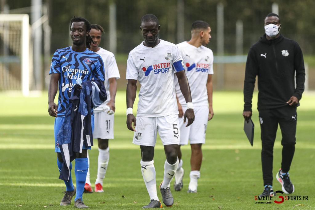 Football Nationale 3 Amiens Sc B Vs Ac Amiens 0100 Leandre Leber Gazettesports