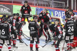 Hockey Sur Glace Les Gothiques Vs Neuilly Amical 0001 Leandre Leber Gazettesports