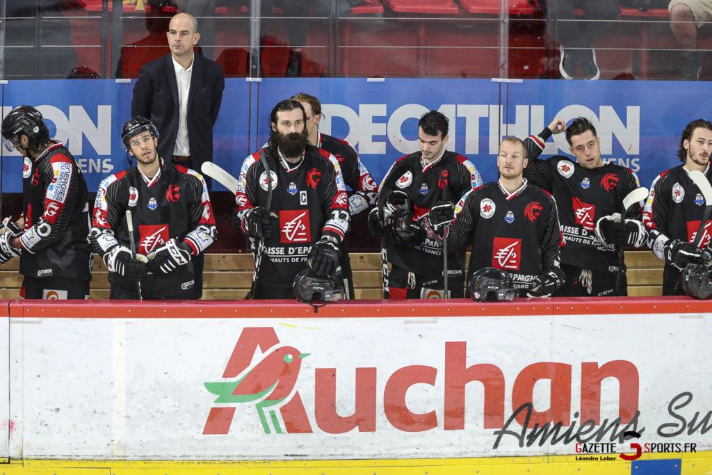 Hockey Sur Glace Les Gothiques Vs Neuilly Amical 0002 Leandre Leber Gazettesports