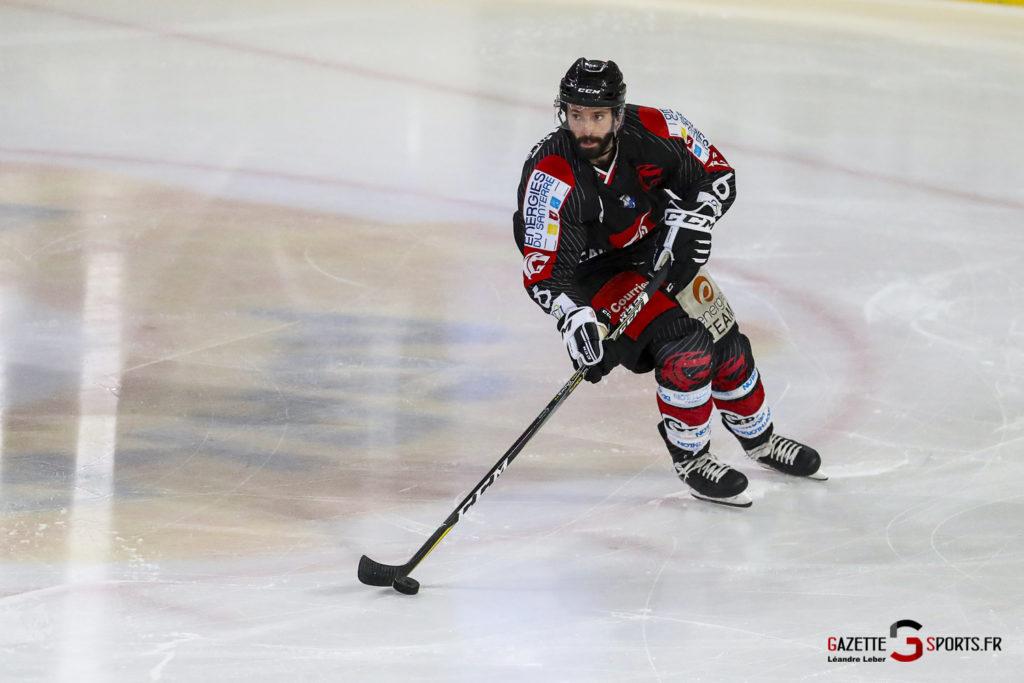 Hockey Sur Glace Les Gothiques Vs Neuilly Amical 0004 Leandre Leber Gazettesports