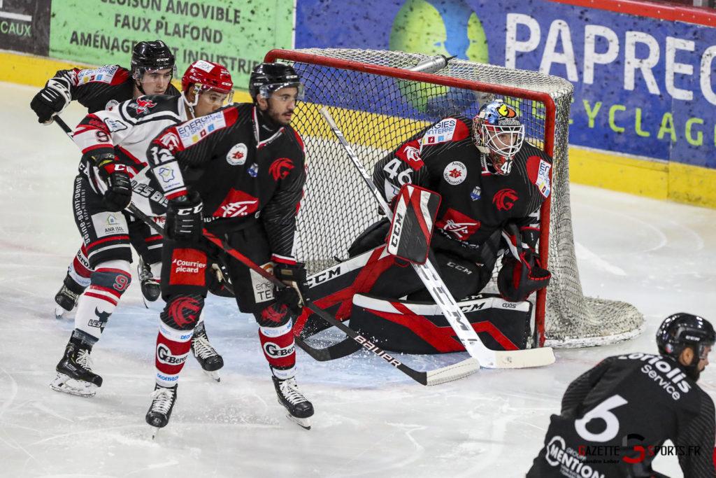 Hockey Sur Glace Les Gothiques Vs Neuilly Amical 0006 Leandre Leber Gazettesports
