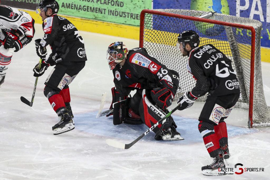 Hockey Sur Glace Les Gothiques Vs Neuilly Amical 0007 Leandre Leber Gazettesports