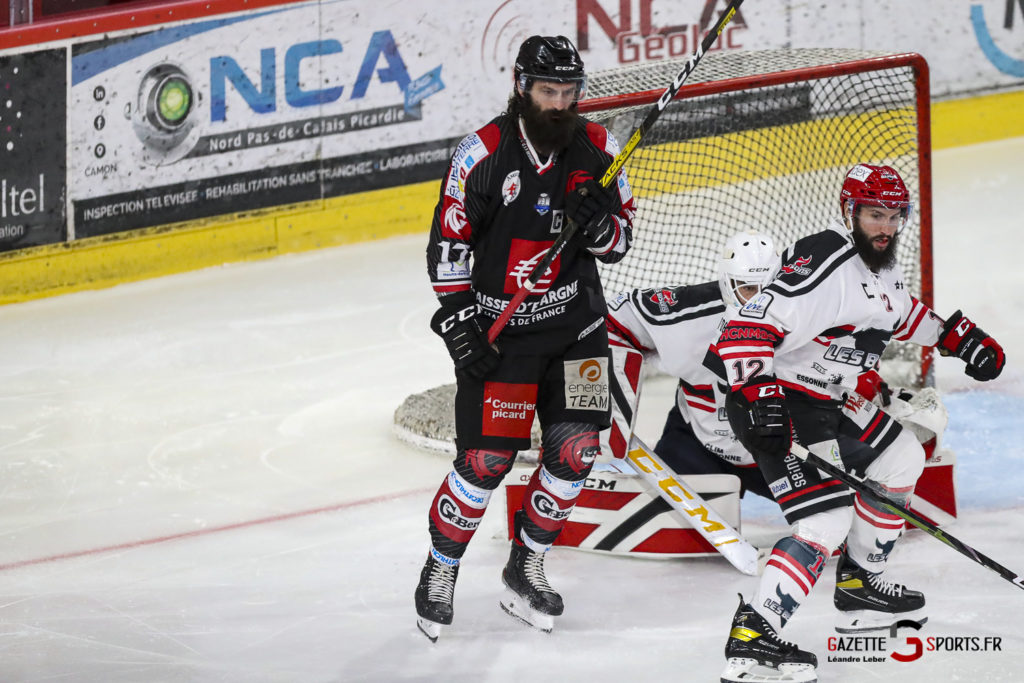 Hockey Sur Glace Les Gothiques Vs Neuilly Amical 0011 Leandre Leber Gazettesports