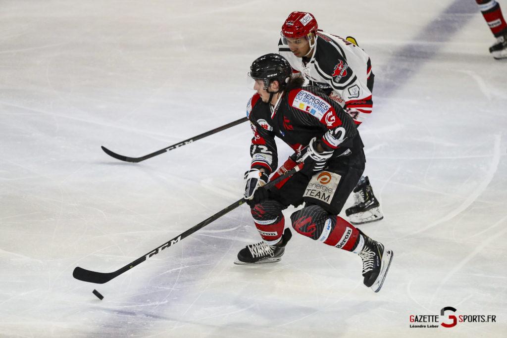Hockey Sur Glace Les Gothiques Vs Neuilly Amical 0012 Leandre Leber Gazettesports