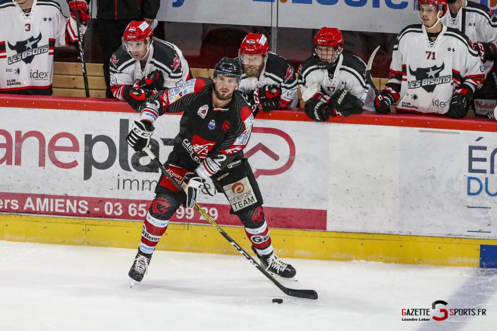 Hockey Sur Glace Les Gothiques Vs Neuilly Amical 0013 Leandre Leber Gazettesports