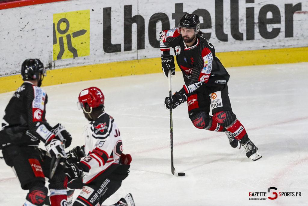 Hockey Sur Glace Les Gothiques Vs Neuilly Amical 0014 Leandre Leber Gazettesports