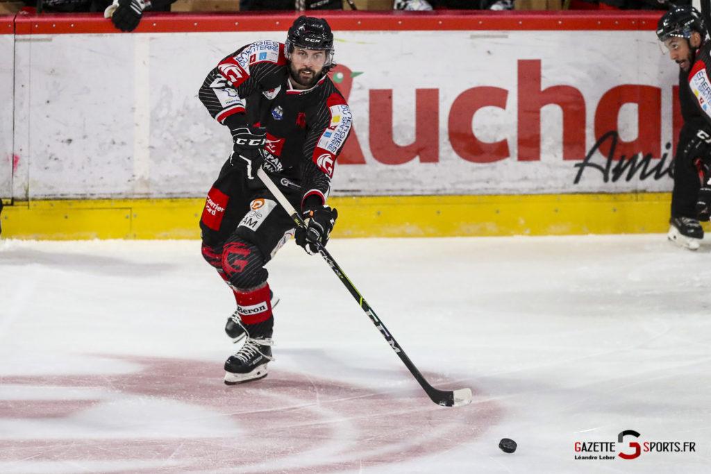 Hockey Sur Glace Les Gothiques Vs Neuilly Amical 0015 Leandre Leber Gazettesports