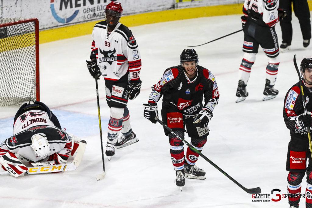 Hockey Sur Glace Les Gothiques Vs Neuilly Amical 0017 Leandre Leber Gazettesports