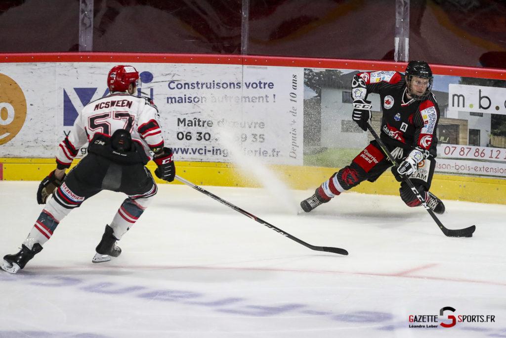 Hockey Sur Glace Les Gothiques Vs Neuilly Amical 0018 Leandre Leber Gazettesports