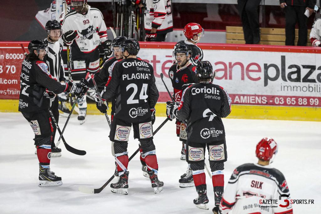 Hockey Sur Glace Les Gothiques Vs Neuilly Amical 0019 Leandre Leber Gazettesports