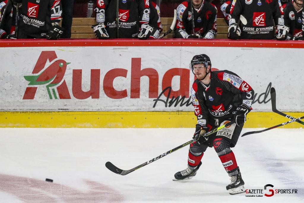 Hockey Sur Glace Les Gothiques Vs Neuilly Amical 0023 Leandre Leber Gazettesports