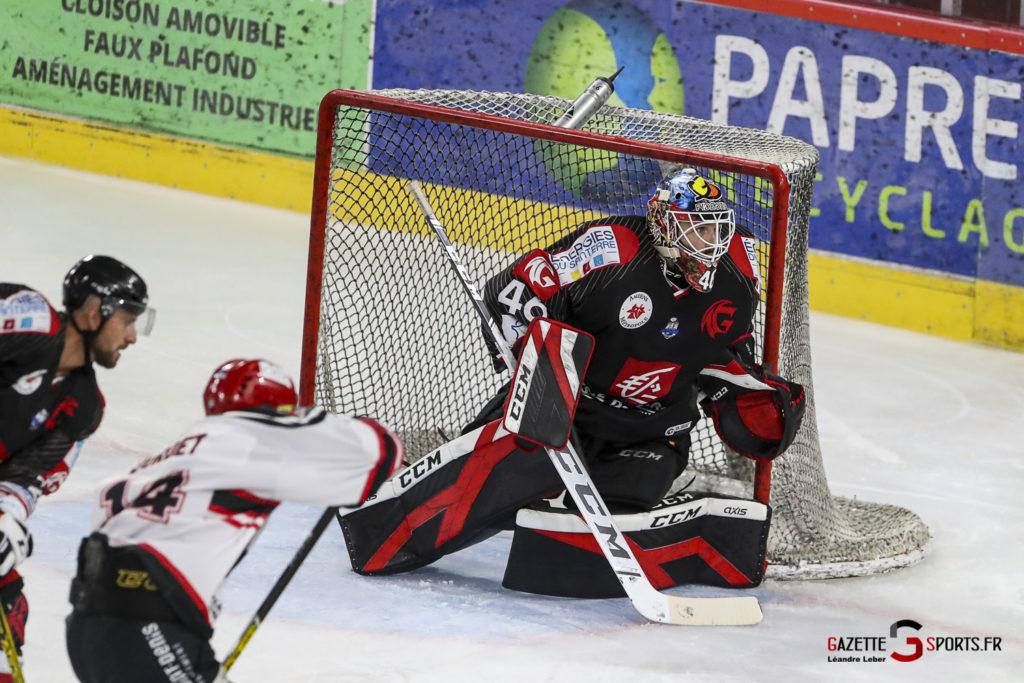Hockey Sur Glace Les Gothiques Vs Neuilly Amical 0024 Leandre Leber Gazettesports