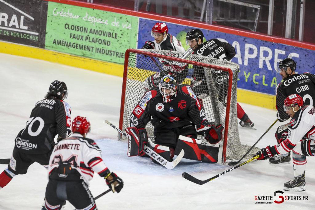 Hockey Sur Glace Les Gothiques Vs Neuilly Amical 0025 Leandre Leber Gazettesports