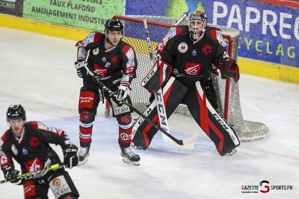 Hockey Sur Glace Les Gothiques Vs Neuilly Amical 0026 Leandre Leber Gazettesports