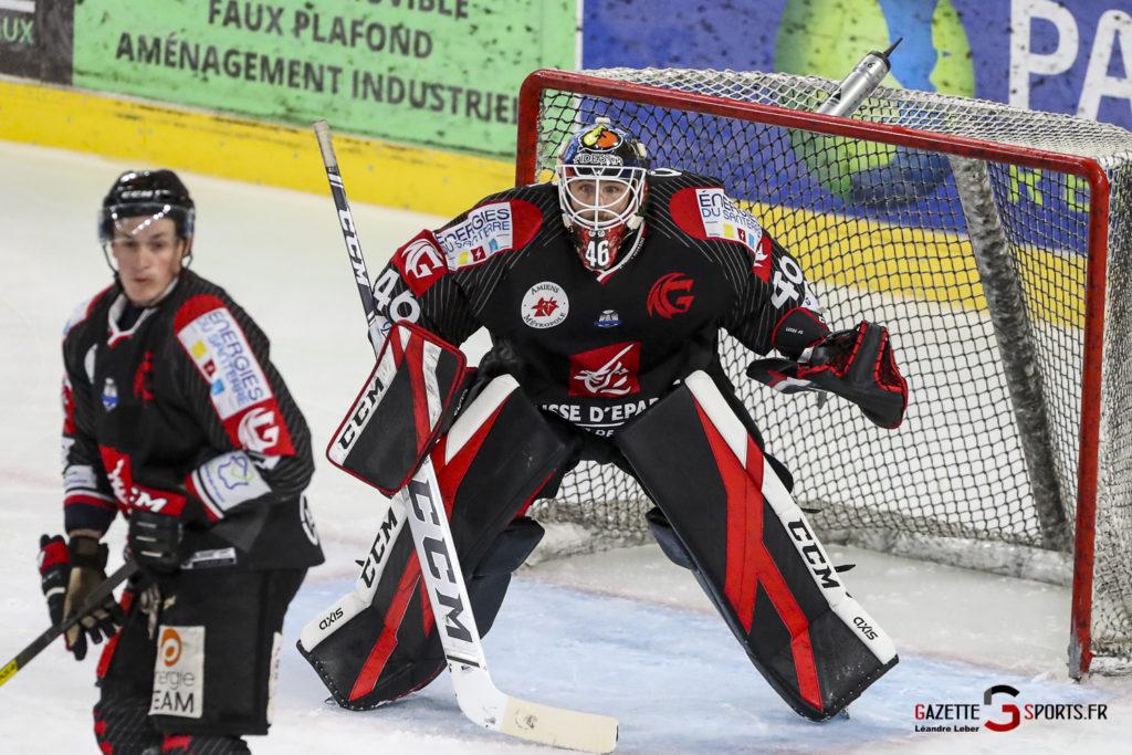 Hockey Sur Glace Les Gothiques Vs Neuilly Amical 0027 Leandre Leber Gazettesports