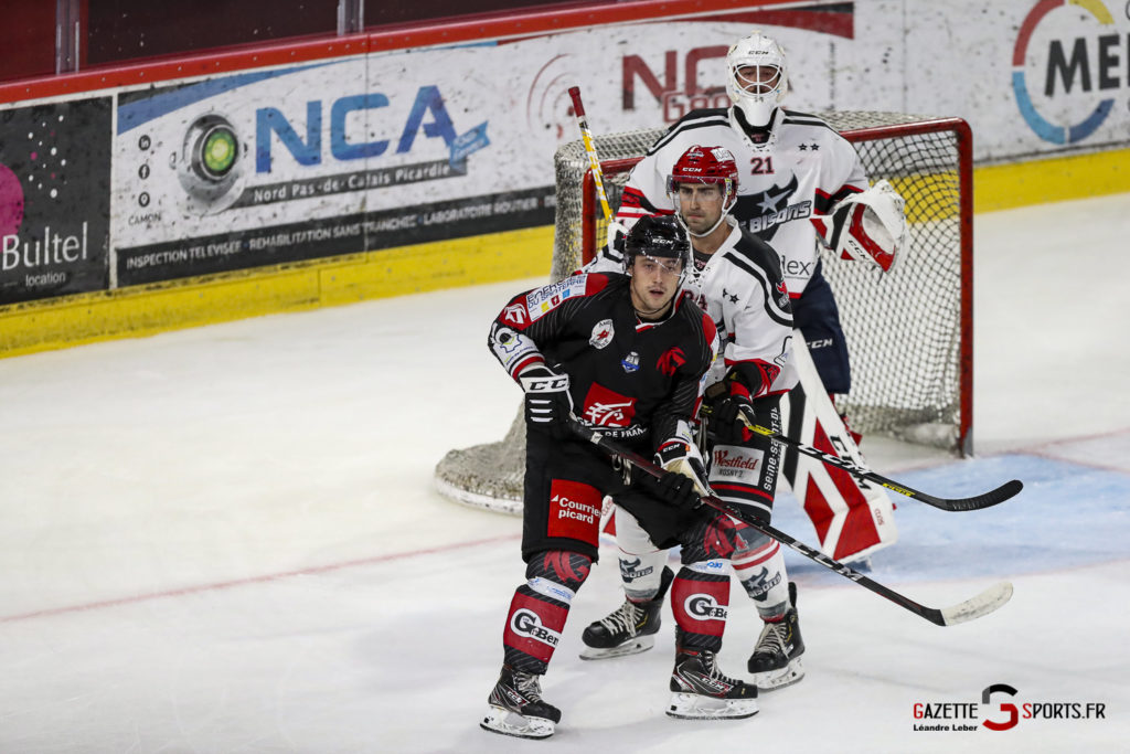 Hockey Sur Glace Les Gothiques Vs Neuilly Amical 0030 Leandre Leber Gazettesports