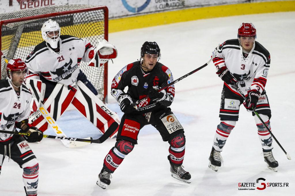 Hockey Sur Glace Les Gothiques Vs Neuilly Amical 0031 Leandre Leber Gazettesports