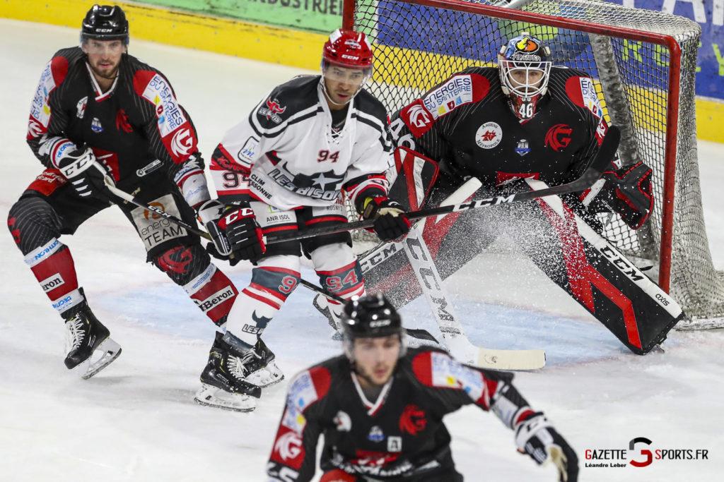Hockey Sur Glace Les Gothiques Vs Neuilly Amical 0032 Leandre Leber Gazettesports