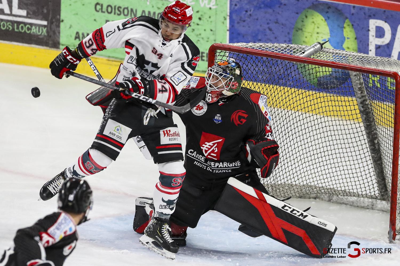 Hockey Sur Glace Les Gothiques Vs Neuilly Amical 0033 Leandre Leber Gazettesports