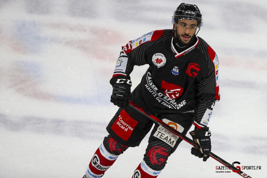 Hockey Sur Glace Les Gothiques Vs Neuilly Amical 0034 Leandre Leber Gazettesports