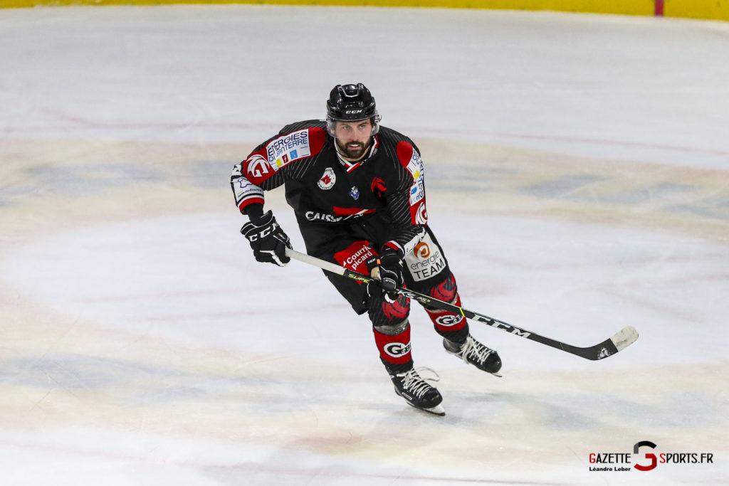 Hockey Sur Glace Les Gothiques Vs Neuilly Amical 0038 Leandre Leber Gazettesports