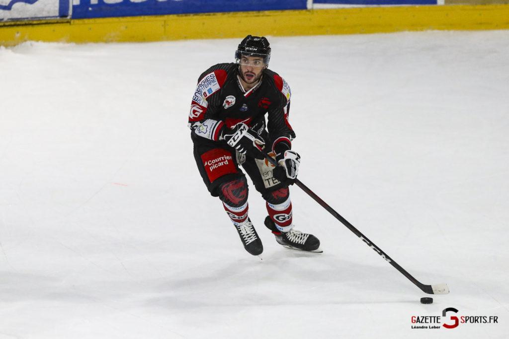 Hockey Sur Glace Les Gothiques Vs Neuilly Amical 0039 Leandre Leber Gazettesports