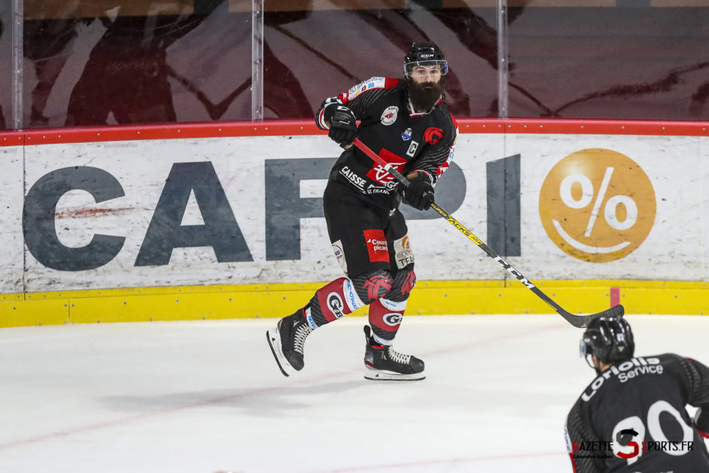 Hockey Sur Glace Les Gothiques Vs Neuilly Amical 0040 Leandre Leber Gazettesports