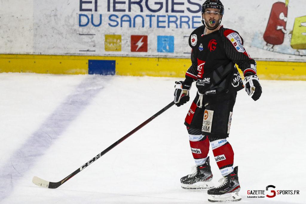 Hockey Sur Glace Les Gothiques Vs Neuilly Amical 0043 Leandre Leber Gazettesports