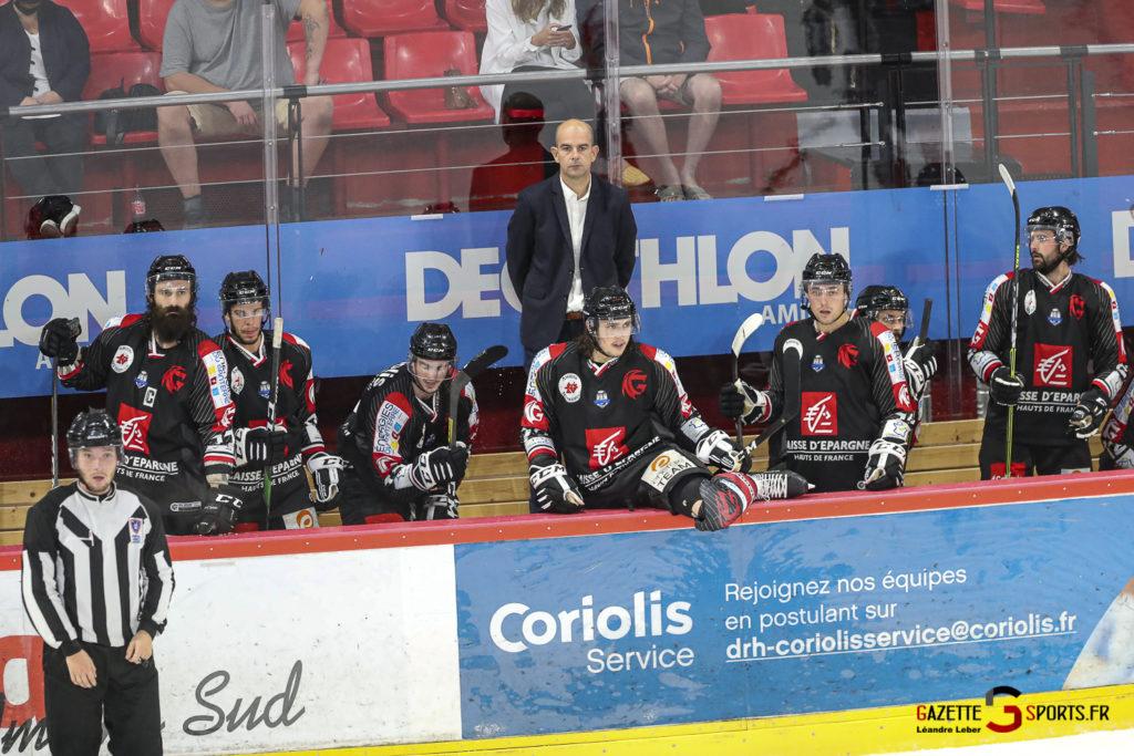 Hockey Sur Glace Les Gothiques Vs Neuilly Amical 0044 Leandre Leber Gazettesports
