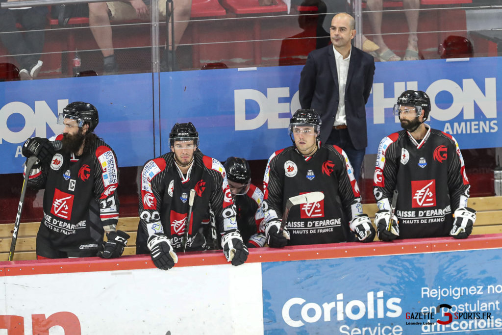Hockey Sur Glace Les Gothiques Vs Neuilly Amical 0045 Leandre Leber Gazettesports