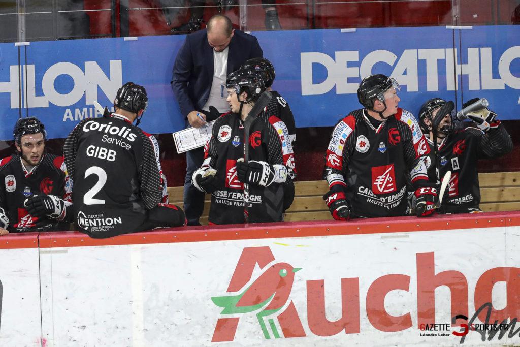 Hockey Sur Glace Les Gothiques Vs Neuilly Amical 0046 Leandre Leber Gazettesports