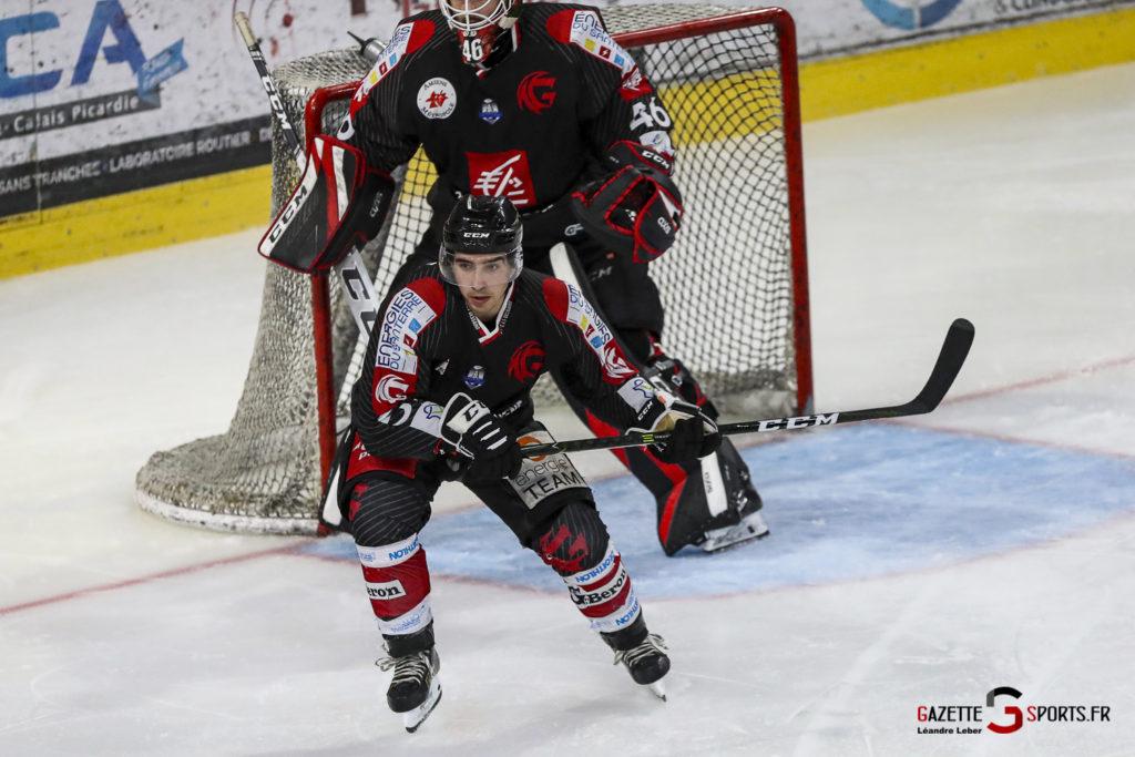 Hockey Sur Glace Les Gothiques Vs Neuilly Amical 0047 Leandre Leber Gazettesports