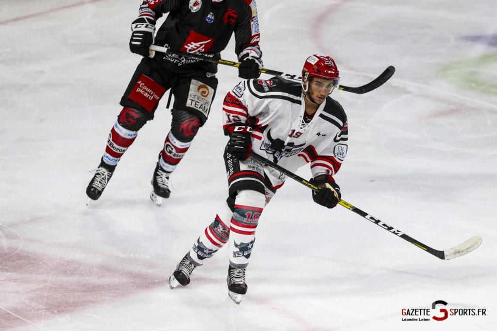 Hockey Sur Glace Les Gothiques Vs Neuilly Amical 0050 Leandre Leber Gazettesports