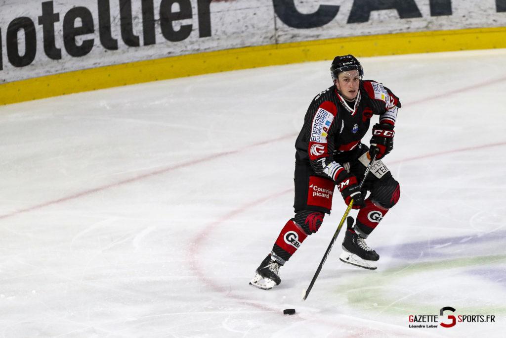 Hockey Sur Glace Les Gothiques Vs Neuilly Amical 0051 Leandre Leber Gazettesports
