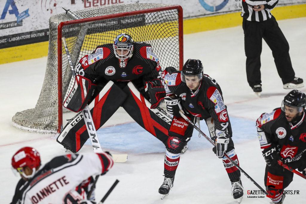 Hockey Sur Glace Les Gothiques Vs Neuilly Amical 0055 Leandre Leber Gazettesports