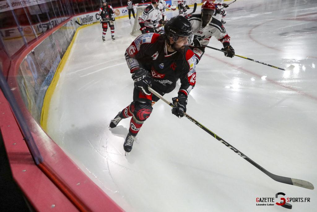 Hockey Sur Glace Les Gothiques Vs Neuilly Amical 0057 Leandre Leber Gazettesports