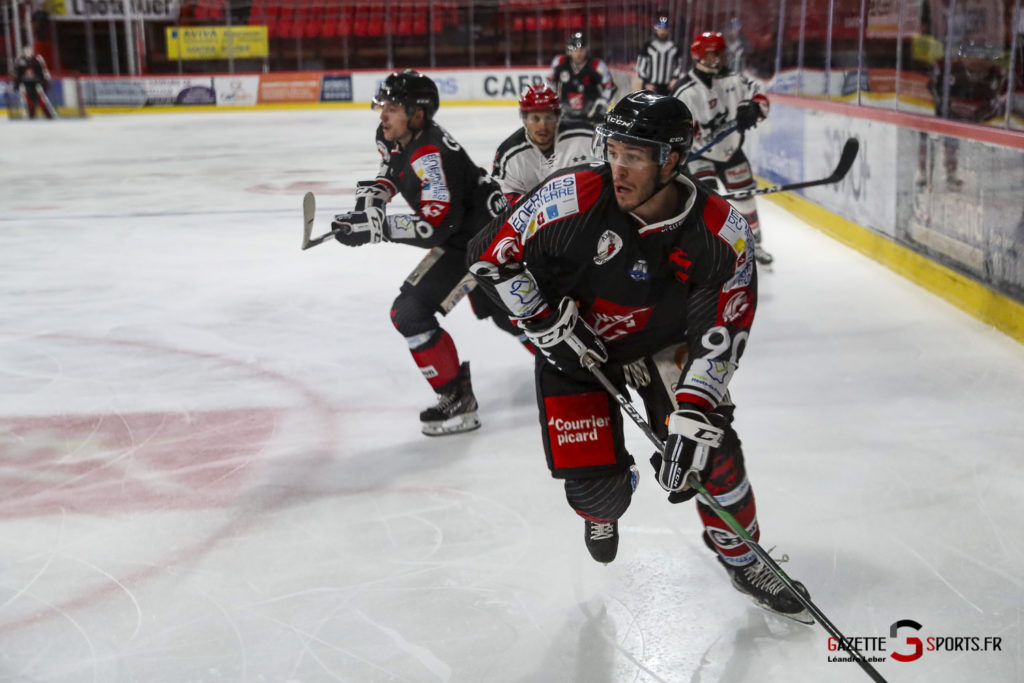 Hockey Sur Glace Les Gothiques Vs Neuilly Amical 0059 Leandre Leber Gazettesports