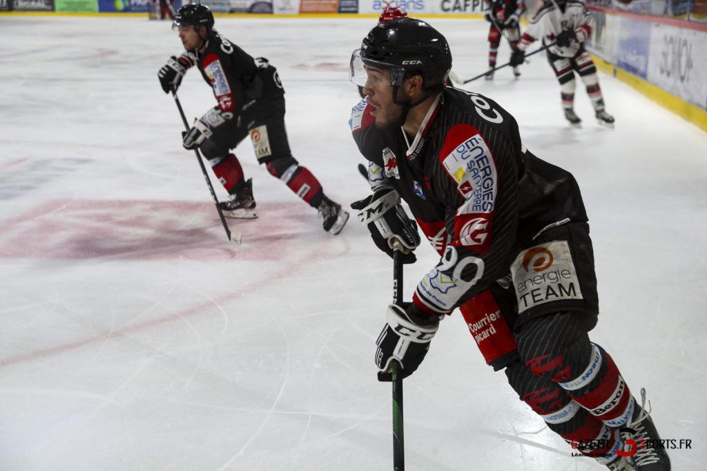 Hockey Sur Glace Les Gothiques Vs Neuilly Amical 0060 Leandre Leber Gazettesports