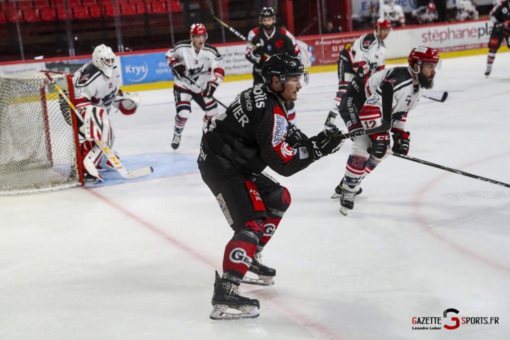 Hockey Sur Glace Les Gothiques Vs Neuilly Amical 0061 Leandre Leber Gazettesports